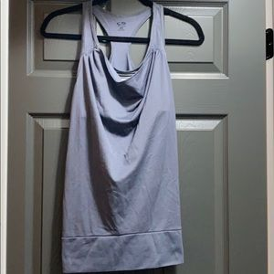 Womens Workout Tank with Built-in bra